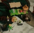 legend of zelda figures, windwaker, oot, ww, loz, figures, link, ganon, tetra