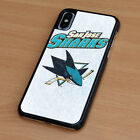 SAN JOSE SHARKS LOGO iPhone 6/6S 7 8 Plus X/XS Max XR Case Phone Cover $15.9 USD on eBay
