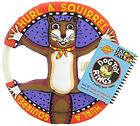 Fat Cat Hurl A Squirrel Dog Toy Rings