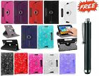 "360 Universal Folio Leather Case Cover For Samsung Galaxy Tab 2/3/4 Hudl 7"" inch"