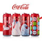 Coca-Cola Water Can Bottle Portable Cup BPA Free 473ml (16oz) 4 £20.06  on eBay