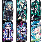 PIN-1 Anime Vocaloid Collection Phone Wallet Flip Case Cover for Apple Sony