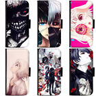 Anime Tokyo Ghoul Tokyo Ghoul√A Series B Phone Wallet Flip Cover for Samsung