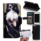 Anime Tokyo Ghoul RE √A  Collection A Wallet Flip Cover for Samsung