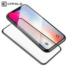 2x For Apple iPhone X XR XS MAX 6 6S 7 8 PLUS 9H Tempered Glass Skin Full Cover