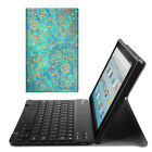 For Amazon Fire HD 10 7th Gen 2017 Tablet Keyboard Case Cover Stand w Keyboard