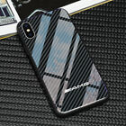 2Pcs Phone Case Samsung Iphone 6 7 8 Plus X Motorsport M AMG RS Mirror Car Cover