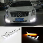 Replacement DRL LED Daytime Running Lights Drive Lamp For Cadillac XTS 2013-2016