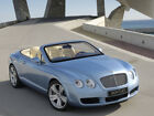 2007 Bentley Continental GTC convertible, Refrigerator Magnet, 40 MIL thick