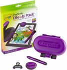 Crayola DigiTools 3-D Pack / Effects Pack for IPAD Xmas Present Gift NEW