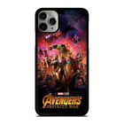 AVENGERS INFINITY WAR 5 iPhone 6/6S 7 8 Plus X/XS Max XR Case Phone Cover