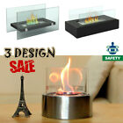 Garden Patio Fireplace Table Top Bio-Ethanol Double Layer Burner Outdoor 3Design