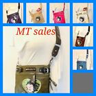 NEW BATTY Boop Women Leather Massenger Crossbody Purse Wallet Shoulder Bag B13k $42.9 AUD on eBay