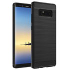 AuPower Cover for Samsung Glaxy Note 8, Black Case Samsung Glaxy Note 8 Silicone