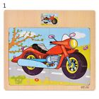 Kids Toy Wood Puzzle Wooden Puzzle for Children Baby Cartoon Educational Toy