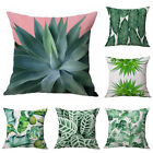 18 X 18'' Cotton Linen Throw Pillow Case Cushion Cover Home Sofa Decoration Gift image