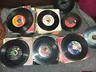 45 rpm records  various names and labels