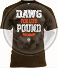 Cleveland Browns inspired DAWG POUND T-shirt Free shipping!!!