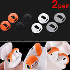 2 Pairs Silicone Antislip Ear Tips Case Cover For Apple AirPods EarPods Selling