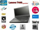 Lenovo T440p Laptop, I5-4300m @ 2.6ghz Cpu, 4gb/8gb Ram, Ssd, Ubuntu, Windows