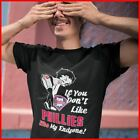 If You Don't Like Kiss My Endzone Betty Boop Philadelphia Phillies T Shirts Jers $15.99 USD on eBay