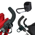 1Pc Fashion Black Baby Stroller Hook Pram Hanger For Baby Car Carriage Buggy BH