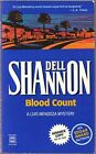 BLOOD COUNT (WORLDWIDE MYSTERY) By Dell Shannon **BRAND NEW**