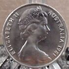 CIRCULATED 1981 20 CENTS AUSRALIAN COIN (40617)1.....FREE SHIPPING!!!!!