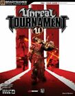 UNREAL TOURNAMENT 3 SIGNATURE SERIES GUIDE By Bradygames **BRAND NEW**