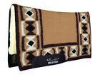 "Professional's Choice Saddle Pad Hourglass SMX Wool 1/2"" Core CXHG"