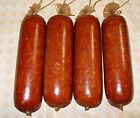 Collagen Sausage Casings for Cooked and Smoked, 10 pc of 45mm X 24in for 20lb