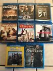 Blu Ray Drama/Variety lot of 8 movies. Hang Over/ Fast And Curious/ American Gan