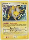 Rare pokemon card Jolteon 26/111