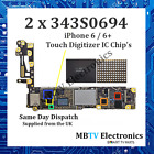 2 x 343S0694 - iPhone 6 / 6 6 Plus Touch Controller Digitizer IC Chip - U2402