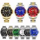 US Stock TEVISE Men's Fashion Wristwatch Mechanical Wrist Watch Stainless Steel image