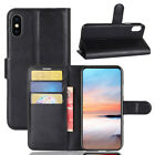 16AA Smartphone Sleeve Protector for iPhone X GSS Flip Cover Cellphone Shell