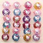 Princess Children Kids Mix Cartoon Plastic Rings Jewelry BestGifts Girls uk