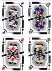 2017-18 O-Pee-Chee Playing Cards FOIL & Regular U PICK Complete your set OPC