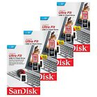 Sandisk 16/32/64/128GB CZ430 Ultra Fit USB 3.1 Flash Speicherstick 130MB/s JAN