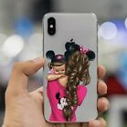 MA-MI FashionBabyMom Case For iPhone XSMax XS XR SiliconeCover.Same Day Shipment