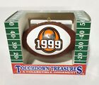 Clevelnd Browns NFL Football Shaped Xmas Ornament (1999 COME BACK)