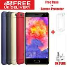"5"" Android 7.0 Mobile Smart Phone Quad Core Dual Sim Wifi Gps 3g All Network Uk"