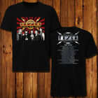 New Tesla Band Shock tour 2019 T-shirt  tee 2 side image