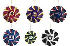 NFL Football Geo Spinner Dangler Decoration on eBay