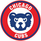Chicago Cubs Circle Logo Vinyl Decal / Sticker 5 sizes!!