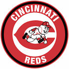 Cincinnati Reds Circle Logo Vinyl Decal / Sticker 5 sizes!!