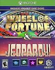 America's Greatest Game Shows: Wheel of Fortune & Jeopardy (Microsoft Xbox One,…