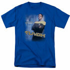 "Star Trek: Voyager"" Tuvok"" T-Shirt on eBay"