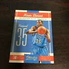 Kevin Duran, 2010 Panini, #33 Basketball Card /250 Thunder