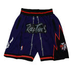 NEW Toronto Raptors Retro Purple Basketball Shorts Size: S-XXL on eBay
